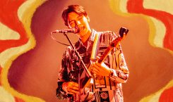 "This interview with Phum Viphurit gets ""very existential"""