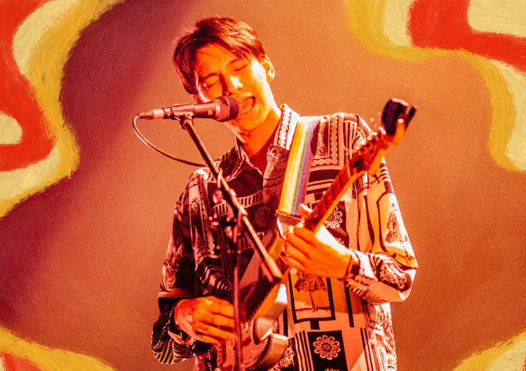 """This interview with Phum Viphurit gets """"very existential"""""""