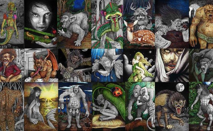 The Aswang Project is working on a Philippine Mythology reference book