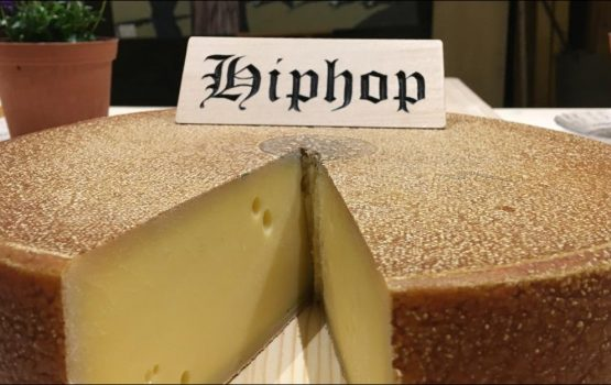 This study says cheese ages better with hip hop music