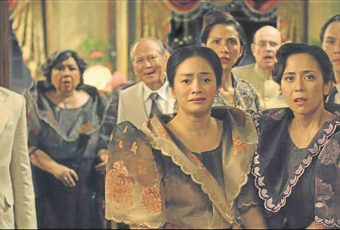Bring your mats and blankets to Intramuros Open Cinema this weekend