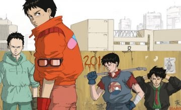 "Taika Waititi and Leonardo DiCaprio are bringing ""Akira"" to life"