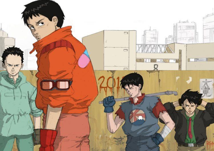 "Taika Waititi and Leonardo DiCaprio are bringing ""Akira"" to life"