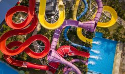 This Clark water park has every exhilarating slide your barkada…