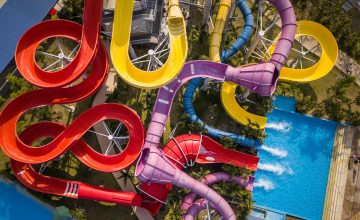 This Clark water park has every exhilarating slide your barkada needs