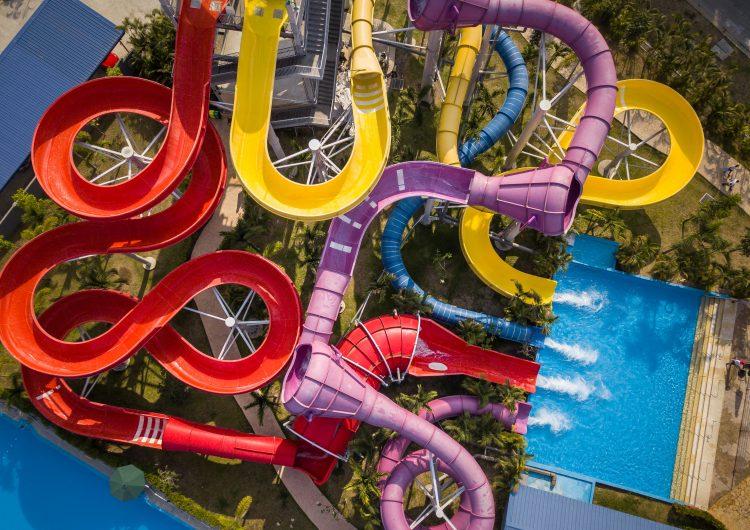This Clark water park has every exhilarating slide your barkada needs
