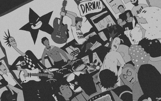 The Ravelos is the new #SigawDarna concept punk band calling out the government