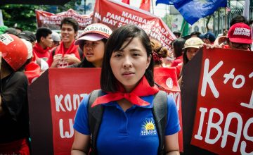 Sarah Elago of Kabataan Partylist tells us why being woke is not enough