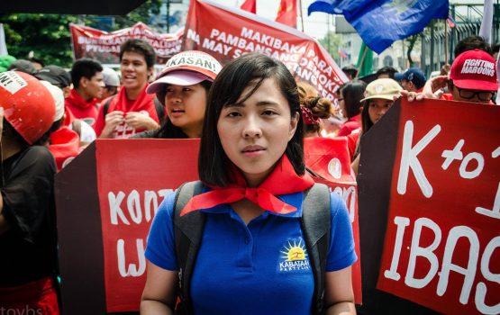 Sarah Elago of Kabataan Partylist tells us why being woke is not enough