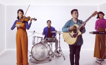 "The Ransom Collective's vibrant ""I Don't Care"" MV is all about contemplation"