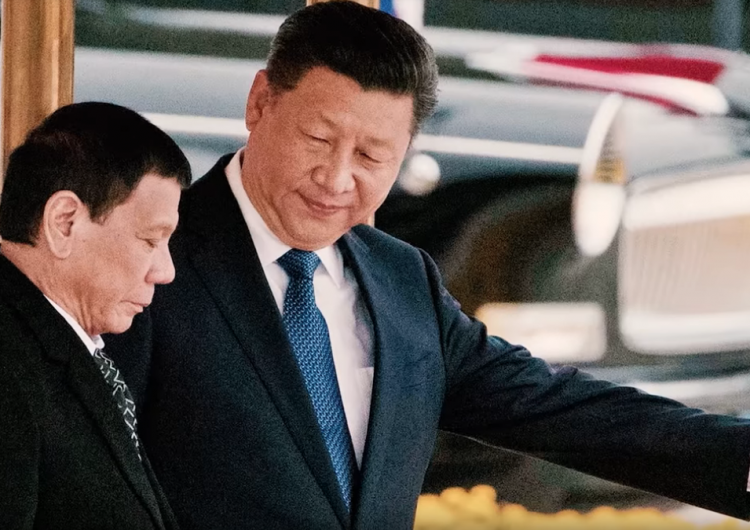 """Mike de Leon's new docu is about the Philippines-China """"love story"""""""