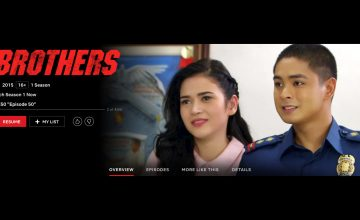 So, 'Ang Probinsyano' has finally reached Netflix. Can we have 'Daisy Siete' now?
