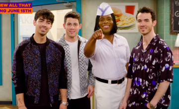 'All That' is back with the Jonas Brothers as their guest stars