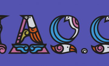 Get to know the first Tausūg National Artist's work through this free font
