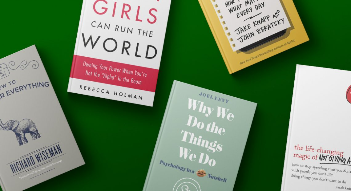 5 more self-help books for the cynical teenage soul