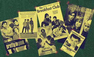 6 iconic '80s teen flicks ranked from least to most problematic