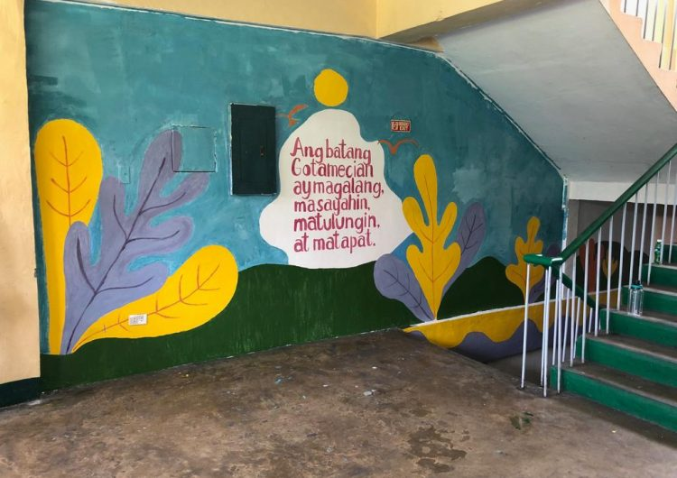 We fixed classrooms with this NGO, and you can volunteer with them too