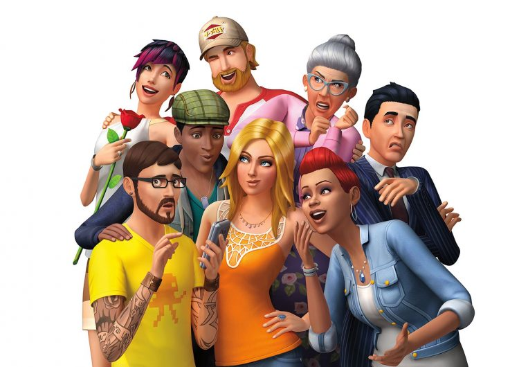 Attention, broke gamers: The Sims 4 is free for download for one week
