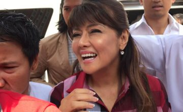What will end discussions about Sen. Imee Marcos' Princeton degree?