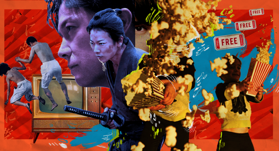 Binge 17 Japanese films for free in Eigasai 2019