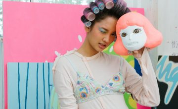 Yeo Kaa didn't plan to be an artist. So, how did she get here?