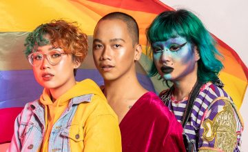 Express yourself: Three young queer creatives on style and identity