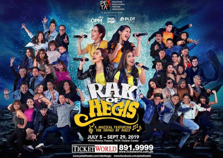 'Rak of Aegis' is back just in time for the  rainy season