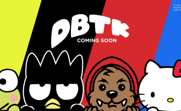 A Don't Blame the Kids x Sanrio collab is happening