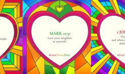 #LoveVersesHate uses the Bible to spread love to the LGBTQ+…