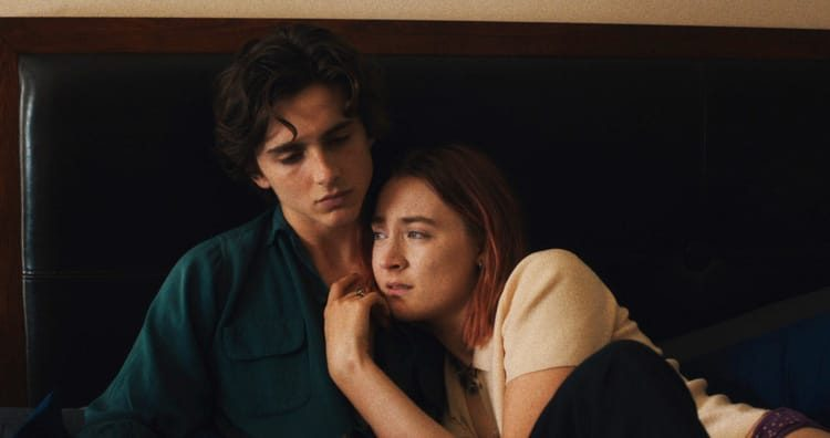 Saoirse Ronan will break Timothée Chalamet's heart in 'Little Women'