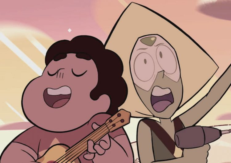 It's official: 'Steven Universe The Movie' will be a musical