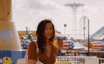 A trans Filipina immigrant stars in this indie American film