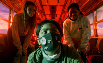 'ANi: The Harvest' might take Filipino sci-fi to the next level