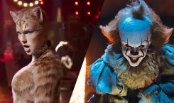 What's more terrifying, 'Cats' or 'It 2?'