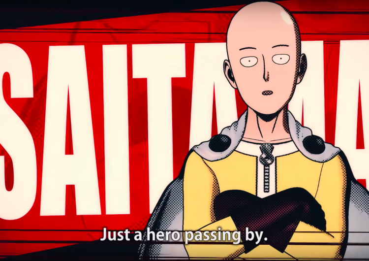 Hell yeah, a 'One-Punch Man' video game is coming soon