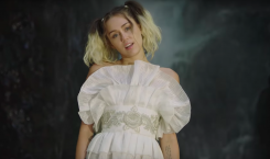 Until climate change is solved, Miley Cyrus refuses to have…