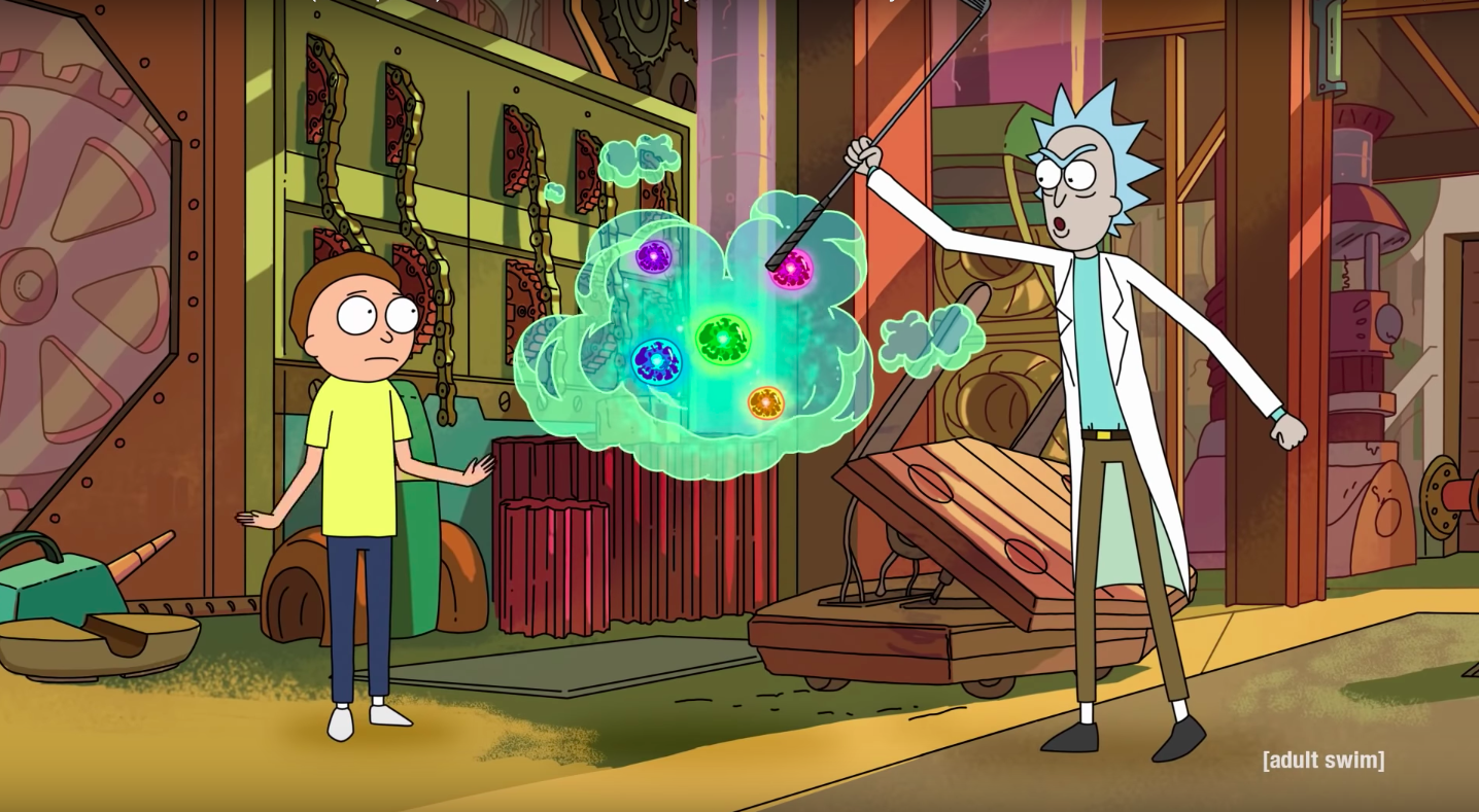 69b3ed06b35b Can't wait for 'Rick and Morty' S4? Here are more clues - Scout Magazine