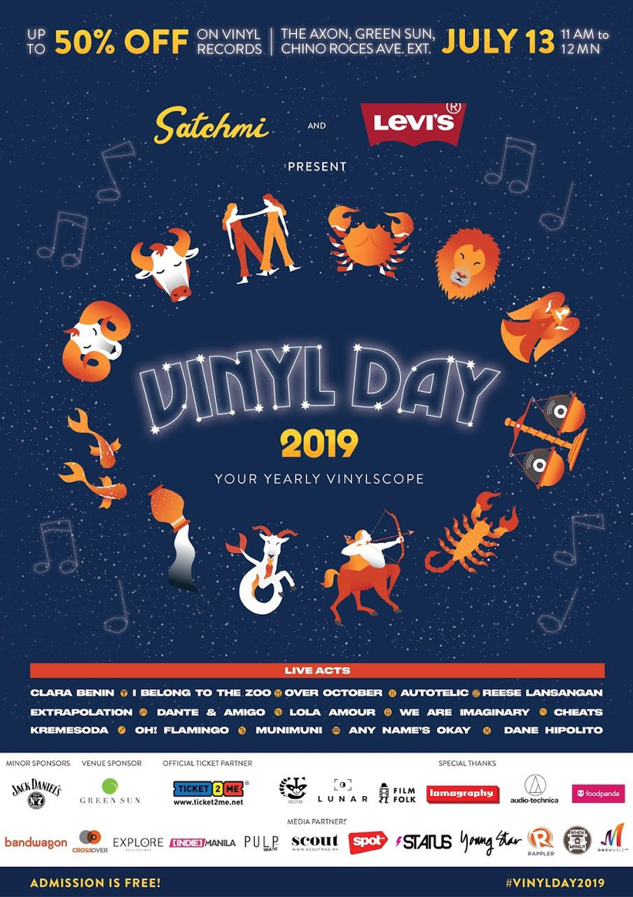 Vinyl Day 2019 has something for every music fan - Scout