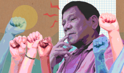Y'all hear sumn?: The many times President Duterte threatened to…