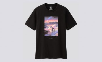 'Your Name,' 'Sailor Moon,' and other anime clothing collabs we're hyped for