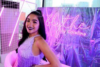Andrea Brillantes' favorite things are aliens, makeup and 'Kadenang Ginto'