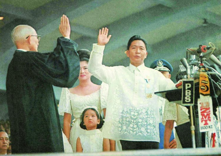 Yikes! Sandiganbayan had to let Marcoses and their cronies off the hook