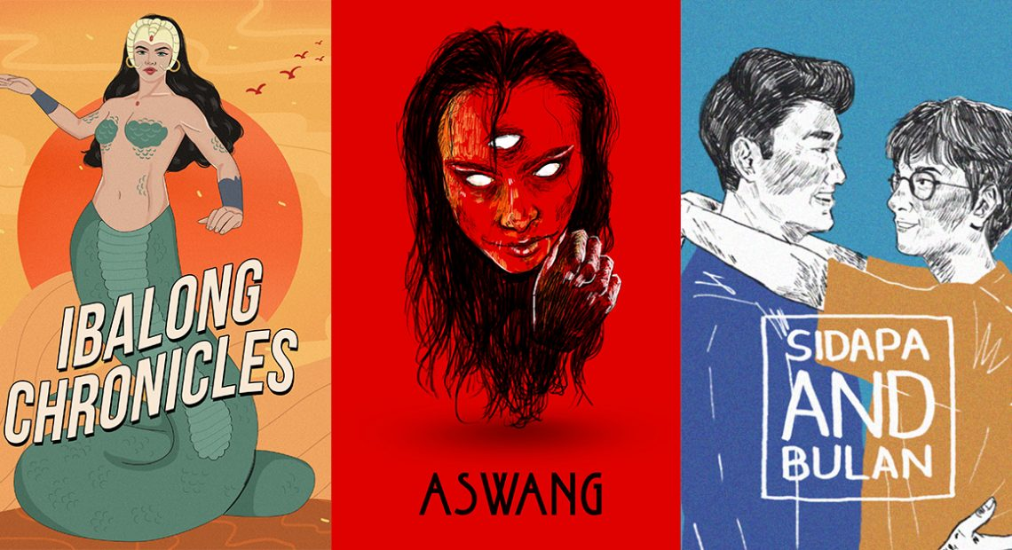 For your consideration: 5 TV shows based on Philippine mythology