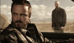 The 'Breaking Bad' movie finished filming, and we had no…