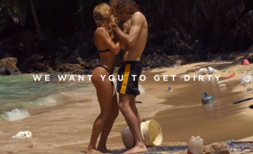 Pornhub is launching an X-rated campaign to clean our oceans