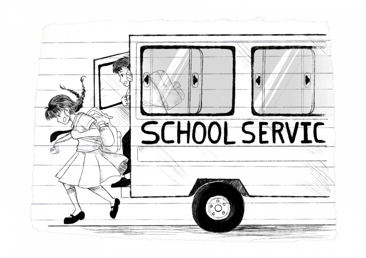 See you after school: Four stories inside the school service