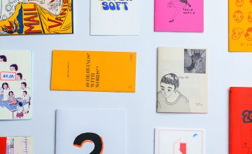 Hey, zine-makers! Komura; is offering a grant to produce your dream zine