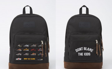 JanSport reps urban style with this DBTK and Sole Academy collab