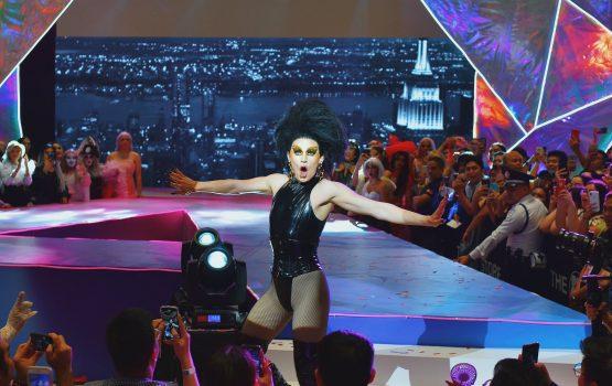 Confirmed: 'Drag Race' alum Aquaria is a Tammie Brown fan like all of us
