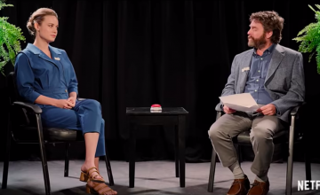 The 'Between Two Ferns' film will feature four 'Avengers' actors